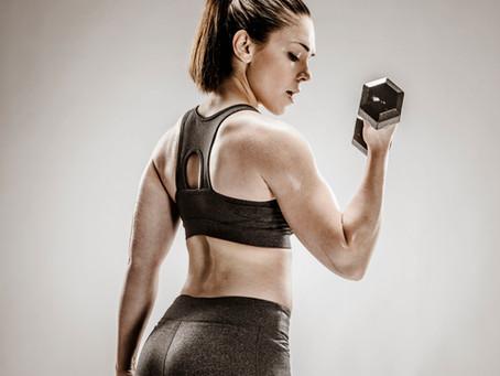 Exercícios de Bíceps para mulheres