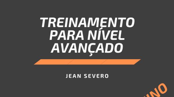 Ficha de Treinamento Feminino - Avançado