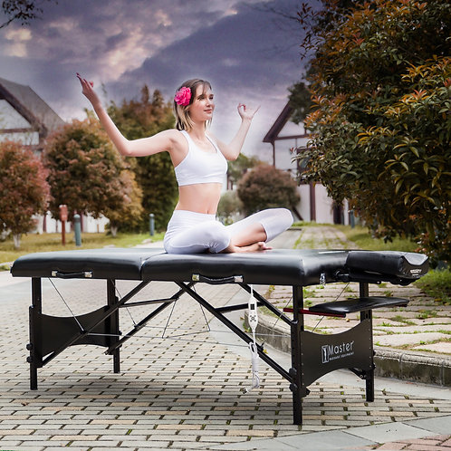 "Master Massage 30"" Galaxy Therma Top Portable Table Pacakge Beauty Bed Warming"