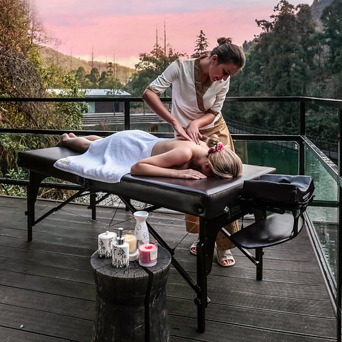 """Master Massage Extra Wide 31"""" Supreme LX Portable Massage Table Package"""