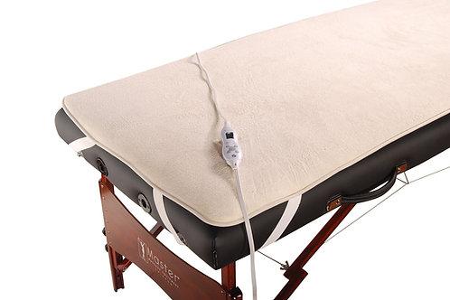 Master Massage ETL Certified Spamaster Deluxe Fleece Table Warmer Heater Pad