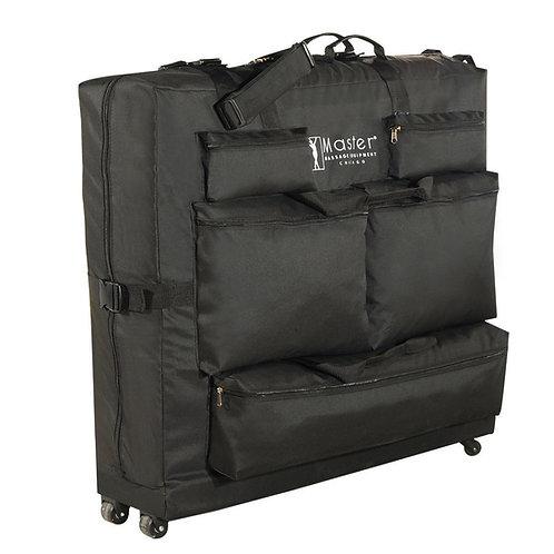 "Master Massage Case for massage table - 32""x 3"" -  Universal - Wheeled"