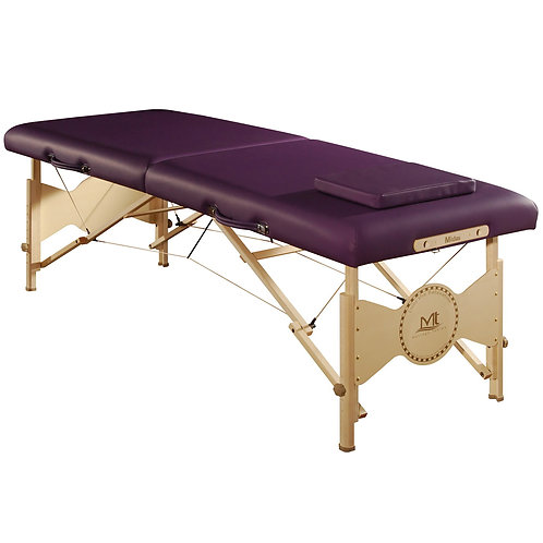 """Mt Massage 28"""" Midas Entry Portable Massage Table Package with Face port"""
