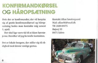 Kirkebladet Fårup-Sabro