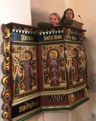 Renovering af Sabro Kirke