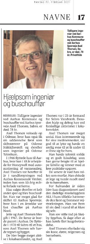 Axel Thorsen
