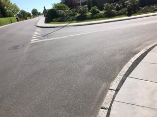 Brugervenlige veje for kørestolsbrugere