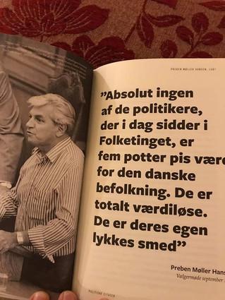 Troværdig politiker
