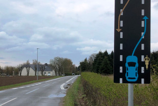 Ny vej skal sikre cyklister og gående og meget mere