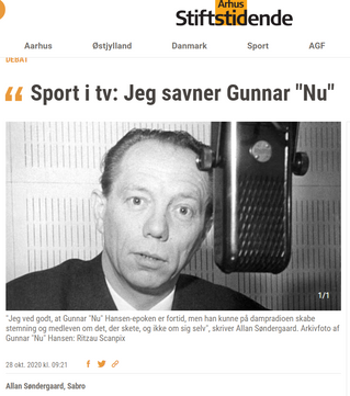 Gunnar NU