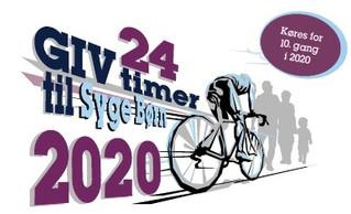 10 små cyklister