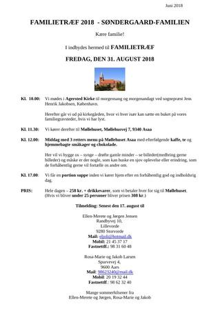 Fætter & kusinefest