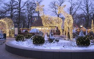 Friheden i julelys