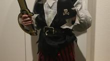 Farlig pirat i Sejs