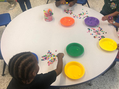 Simple Sorting Activities for Toddlers