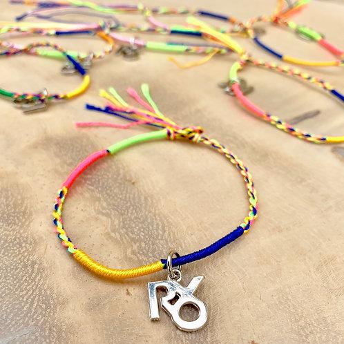 Simple bracelet with RXO charm