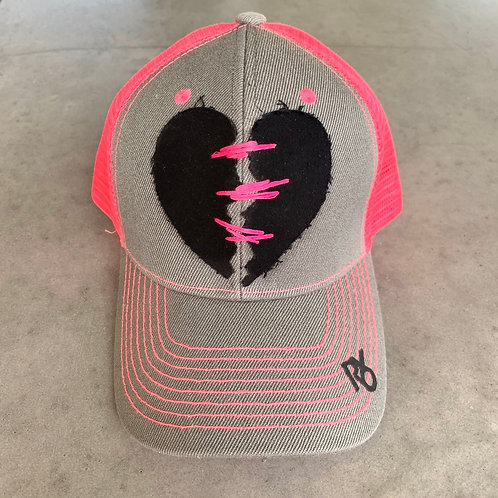 Mended Heart Patch Hat