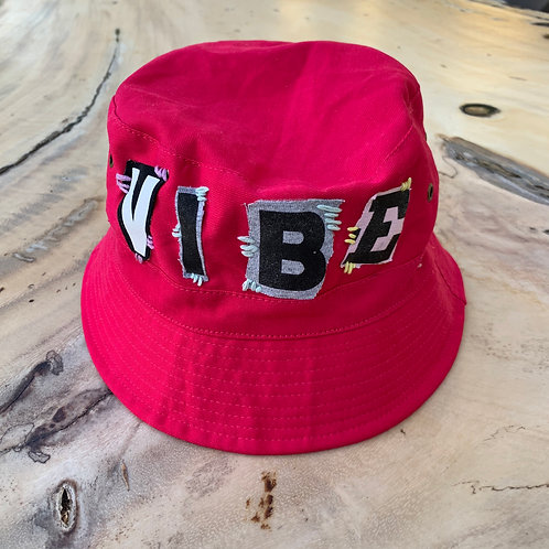 Vibe Bucket Patch Hat