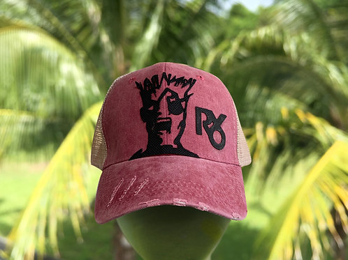 RXO Punk Patch Hat