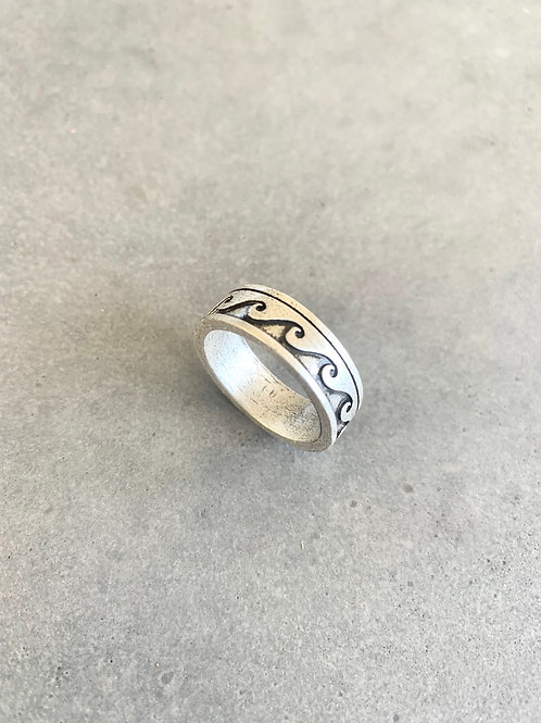 Shacka Wave Ring