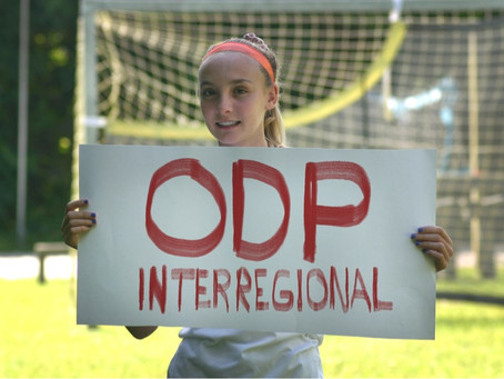 ODP Interregional, not as I planned. 😒