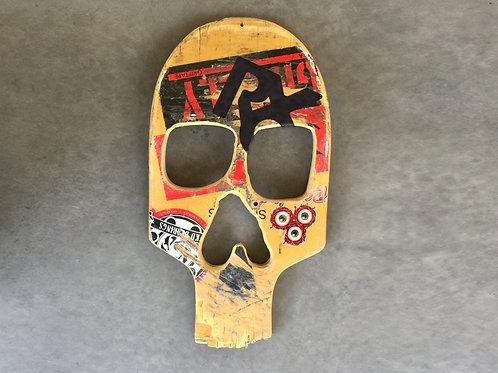 SkullDEX Broken Skateboard - Eyes