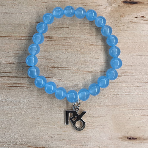 XOXO Bracelet Just Blue
