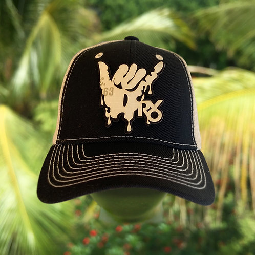 RXO Shaka Drip Patch Hat