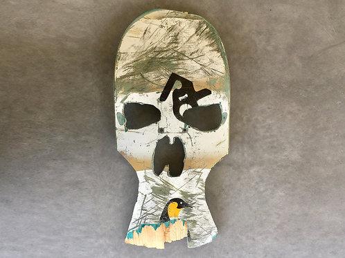 SkullDEX Broken Skateboard - Ishguin