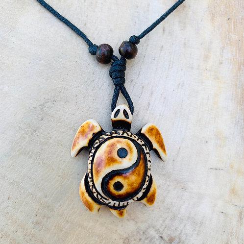 Y&Y Sea Turtle Necklace