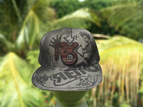 Punk Patch Hat