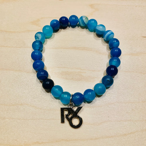 XOXO Bracelet Beautiful Blue
