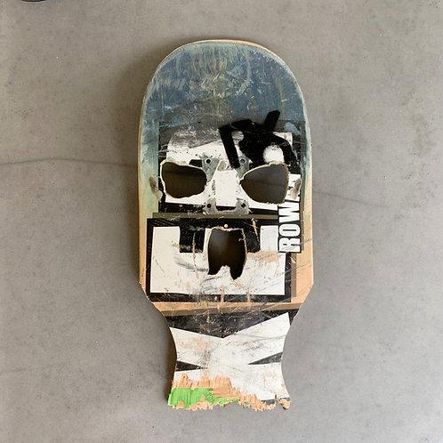SkullDEX Broken Skateboard Baker