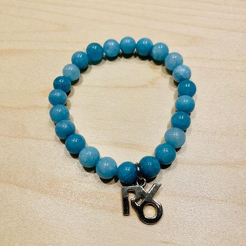 XOXO Bracelet Light Shades of Blue