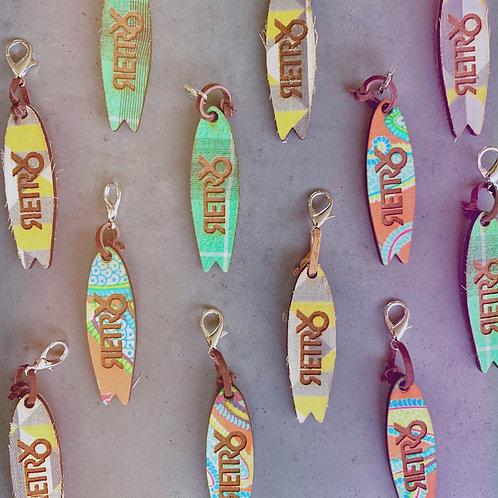 RXO Fabric Surf Bag Tag
