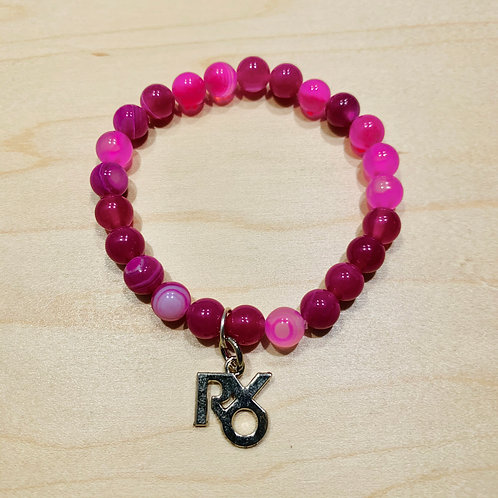 XOXO Bracelet Purple Pink