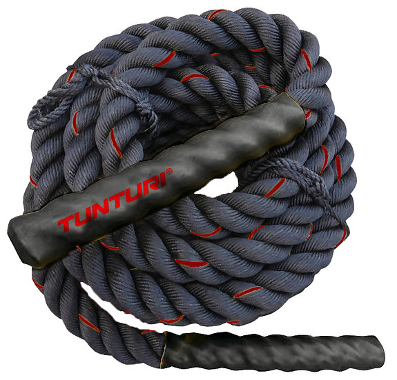 Tunturi Battle Rope 9m, 12m, 15m  -  Home fitness equipment