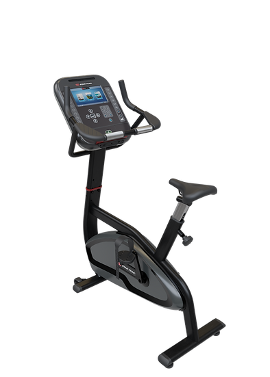 Star Trac® 4 Series Upright Bike - Home fitness equipment