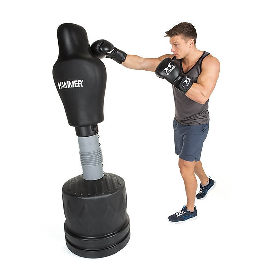 HAMMER BOXING Standing Punching Bag Perfect Punch -  Home fitness equipment