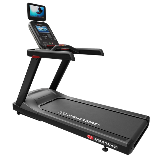 Star Trac® 4 Series Treadmill - Home fitness equipment