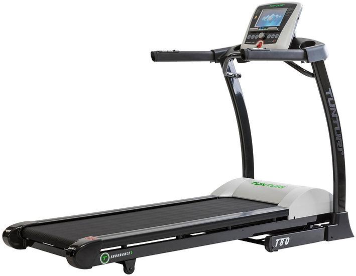 Tunturi Treadmill Endurance T80 - Home fitness equipment