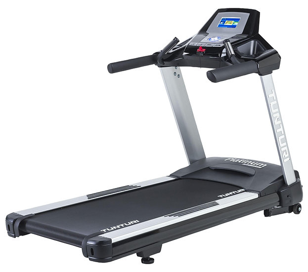 TUNTURI TREADMILL PLATINUM PRO 3 HP - Home fitness equipment