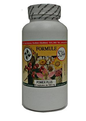 POWER PLUS 524