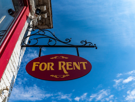 """Why you should not be a """"hedging"""" tenant."""