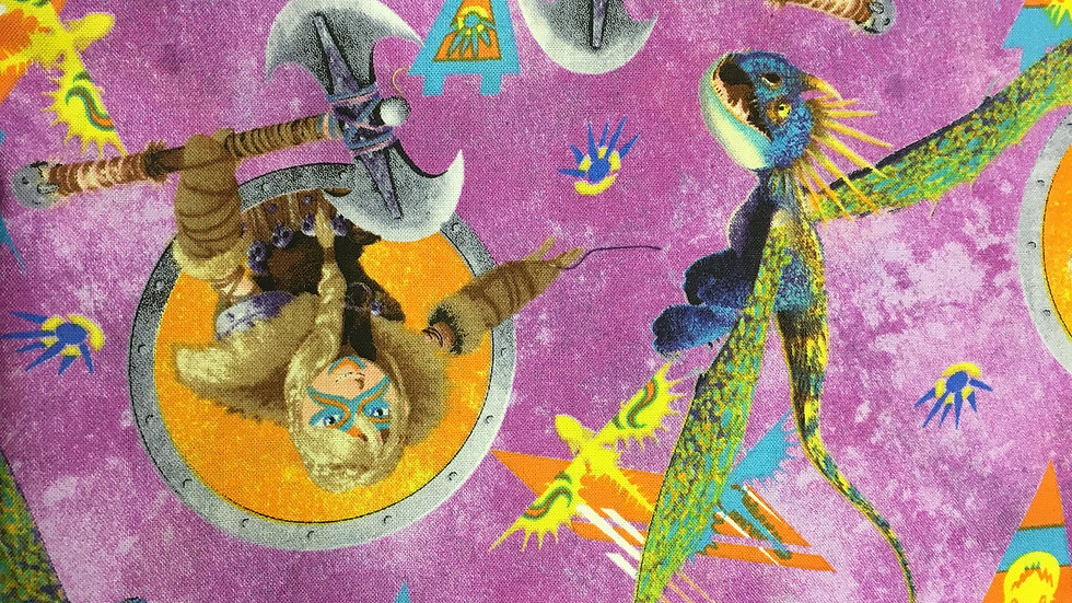 Dragons Round Corners