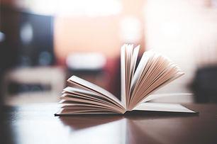 otwarta książka