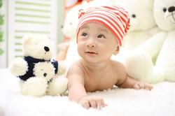 Craniosacrale Arbeit mit Ihrem Baby