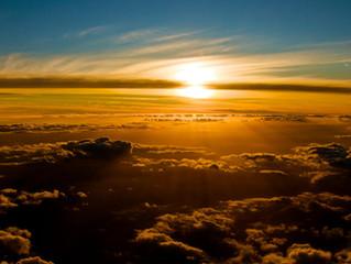 First Flight After Spiritual Awakening