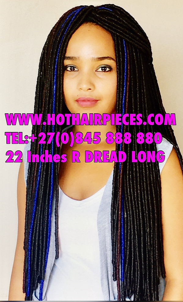 artificial dreads by hothairpieces.com
