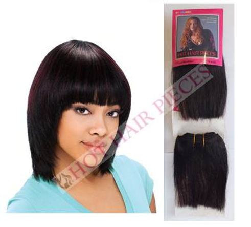 human hair yaki bonding by hothairpieces.com